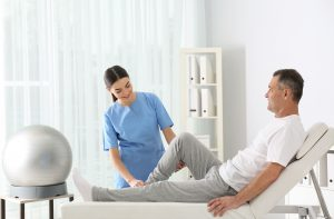 treatment stock image