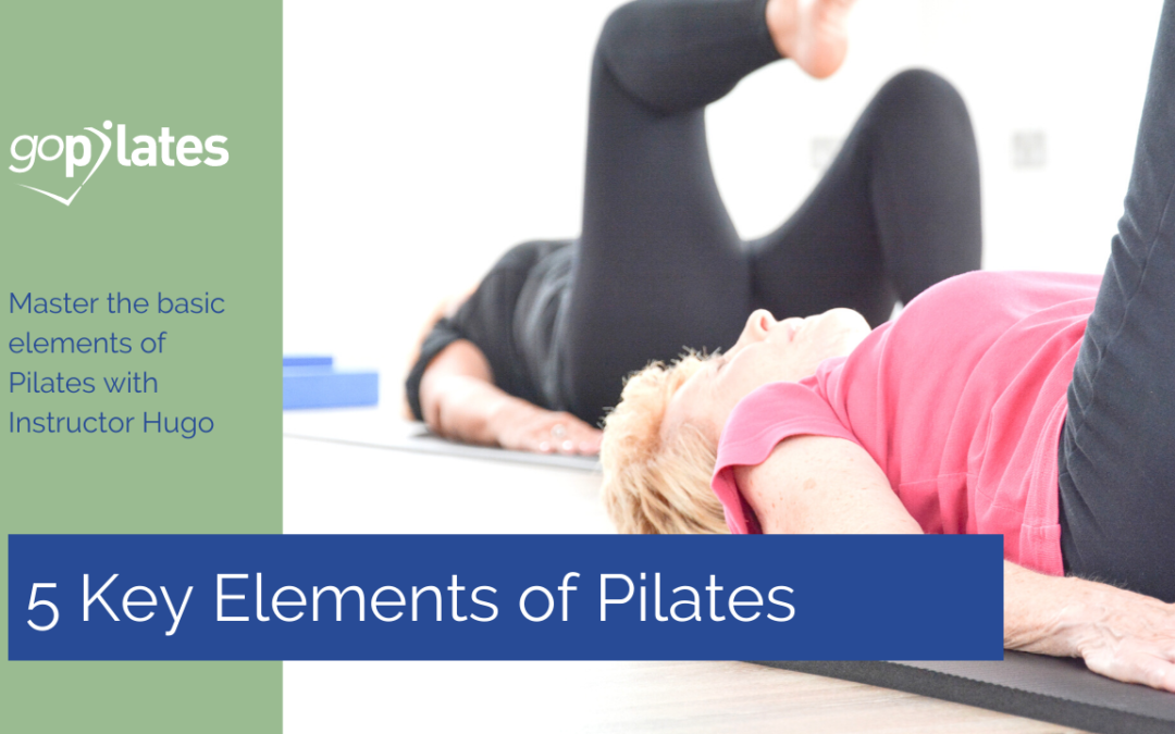 The 5 Key Elements of Pilates