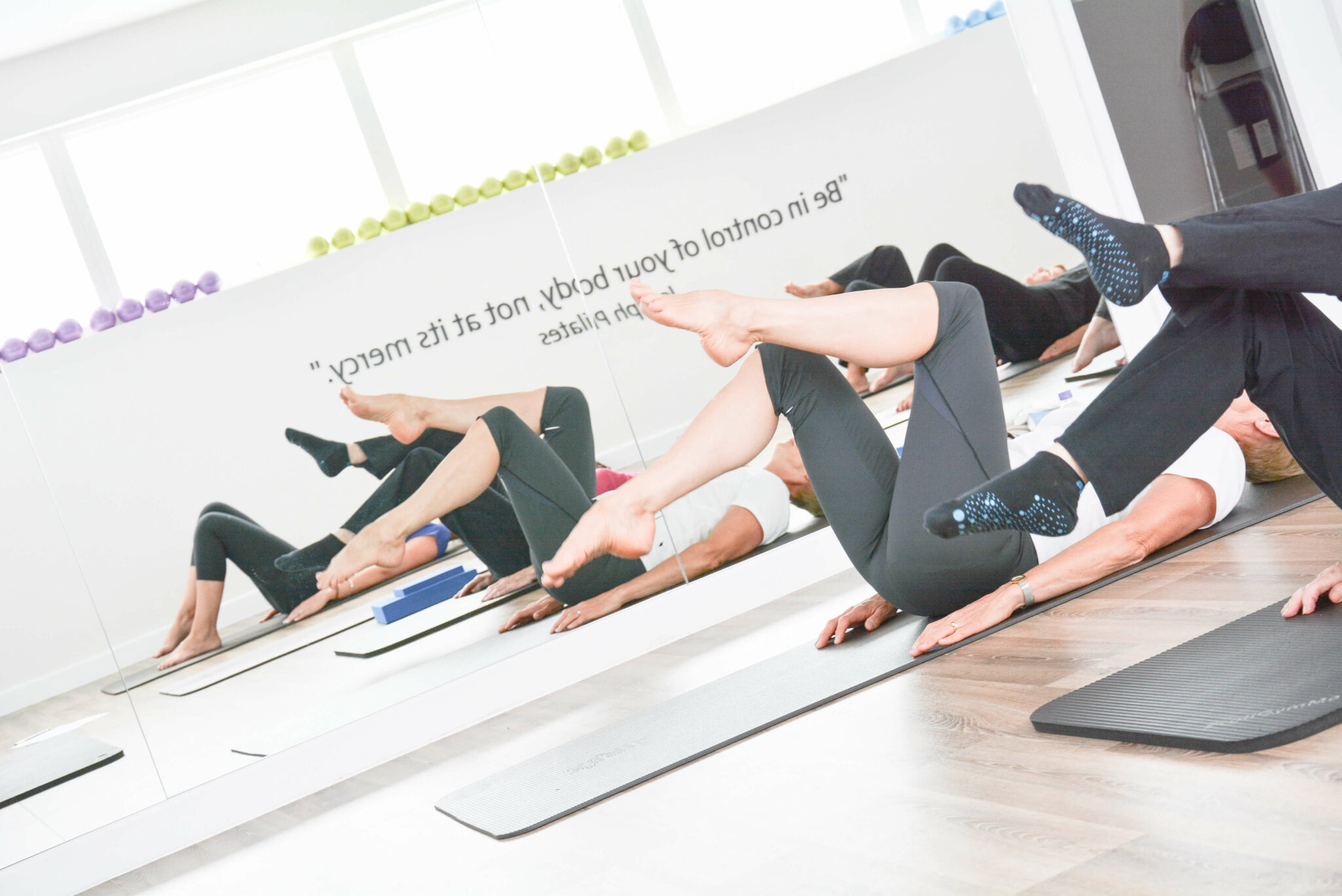 goPilates Chandlers Ford