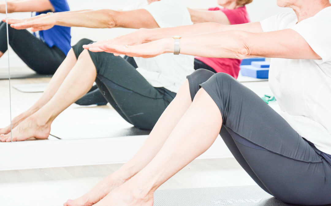 Pilates: It's more than the core!