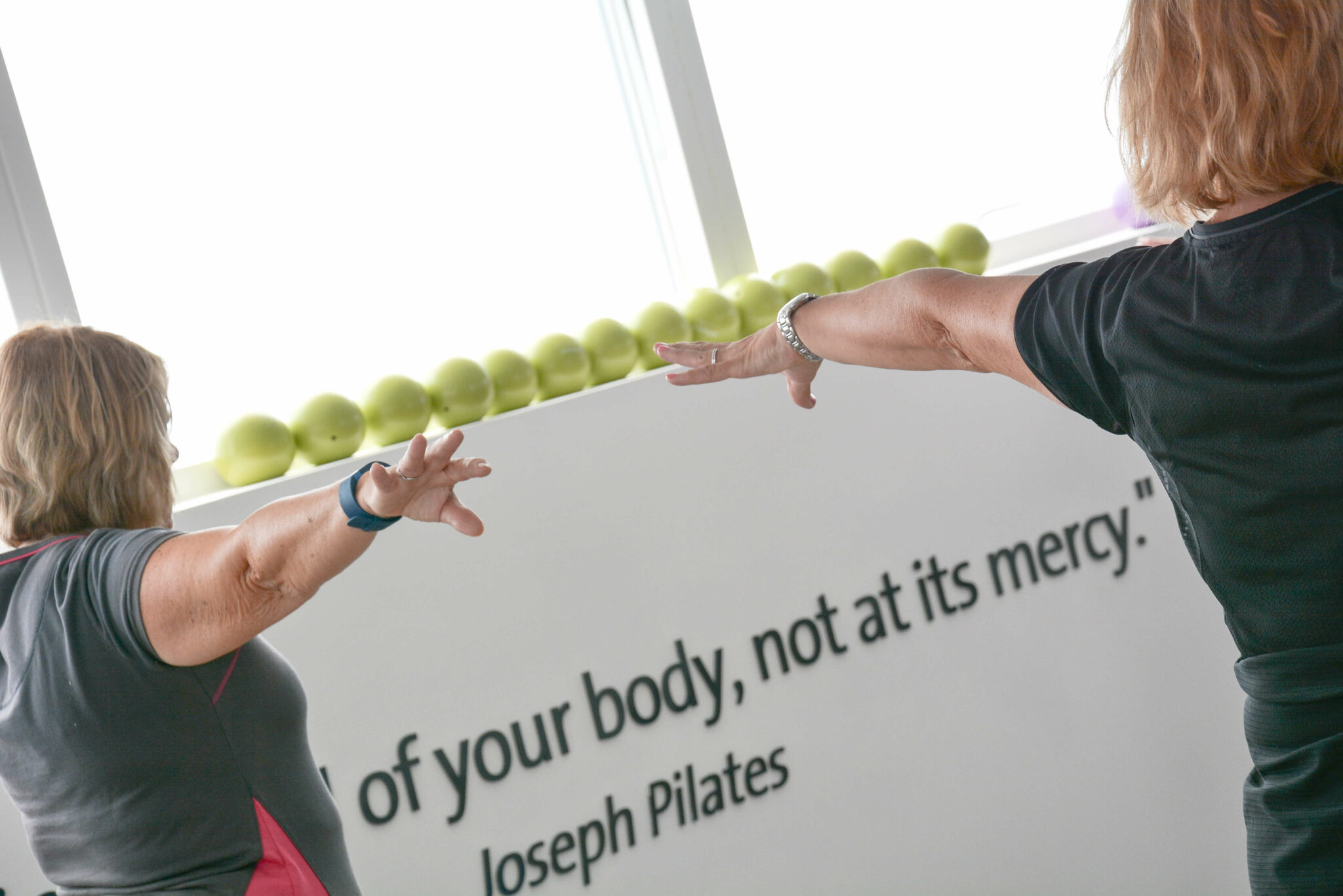 Physio Pilates Classes Online