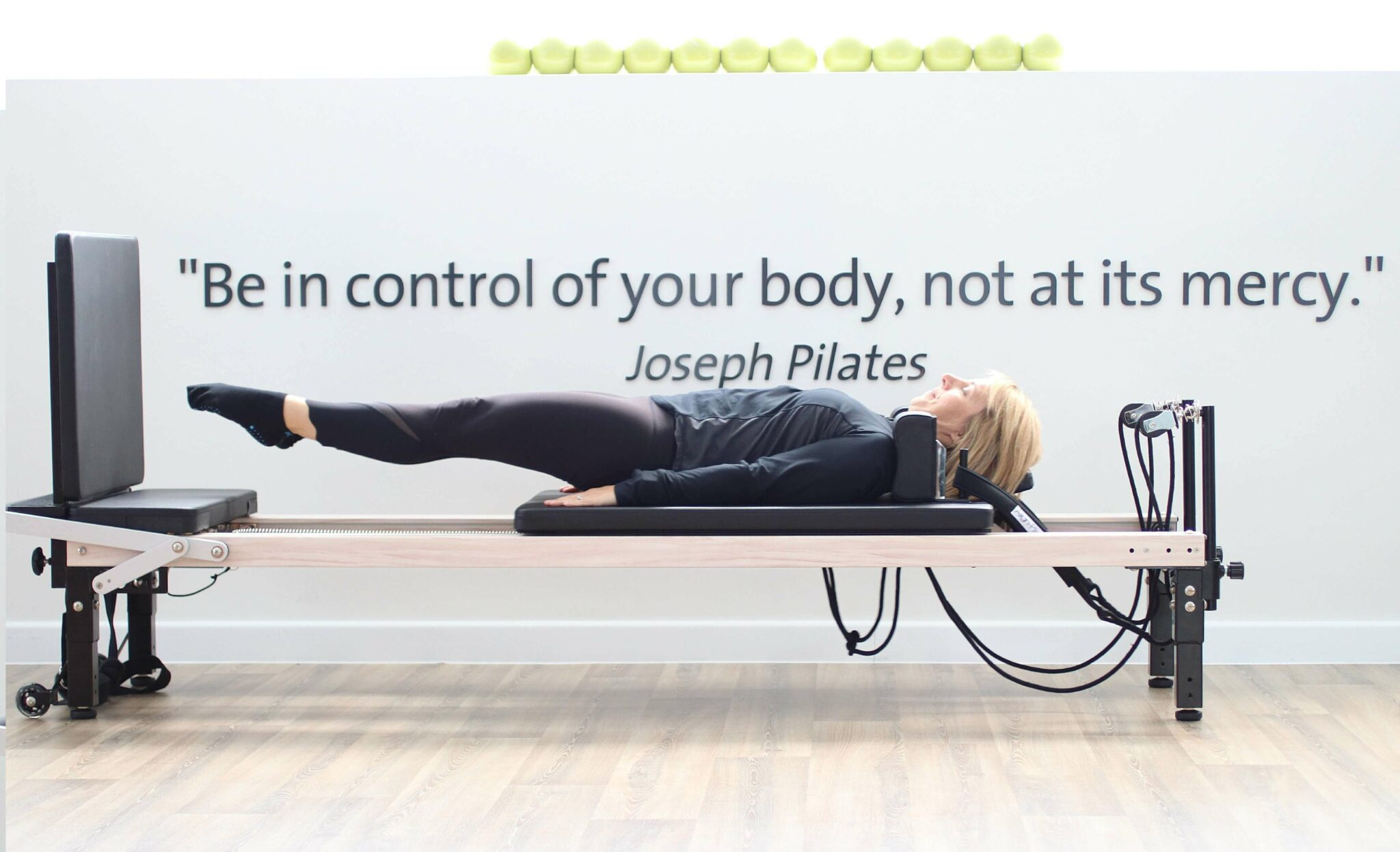 Pilates Reformer Chandlers Ford
