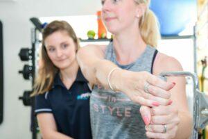 rehab pull machine francesca eastleigh