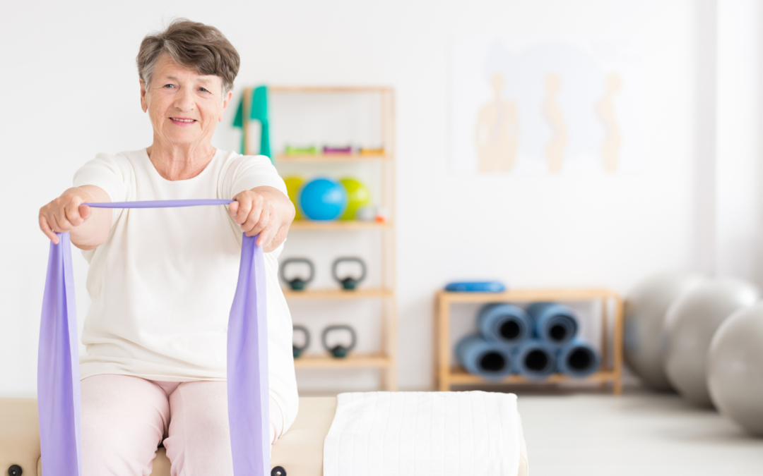 Strong, Steady & Straight – Pilates for Osteoporosis