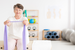 Strong, Steady & Straight - Pilates for Osteoporosis