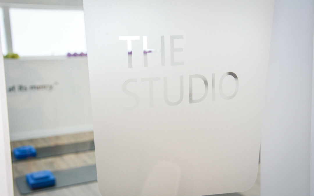 In-Studio Pilates