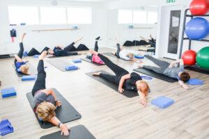 pilates class chandler's ford