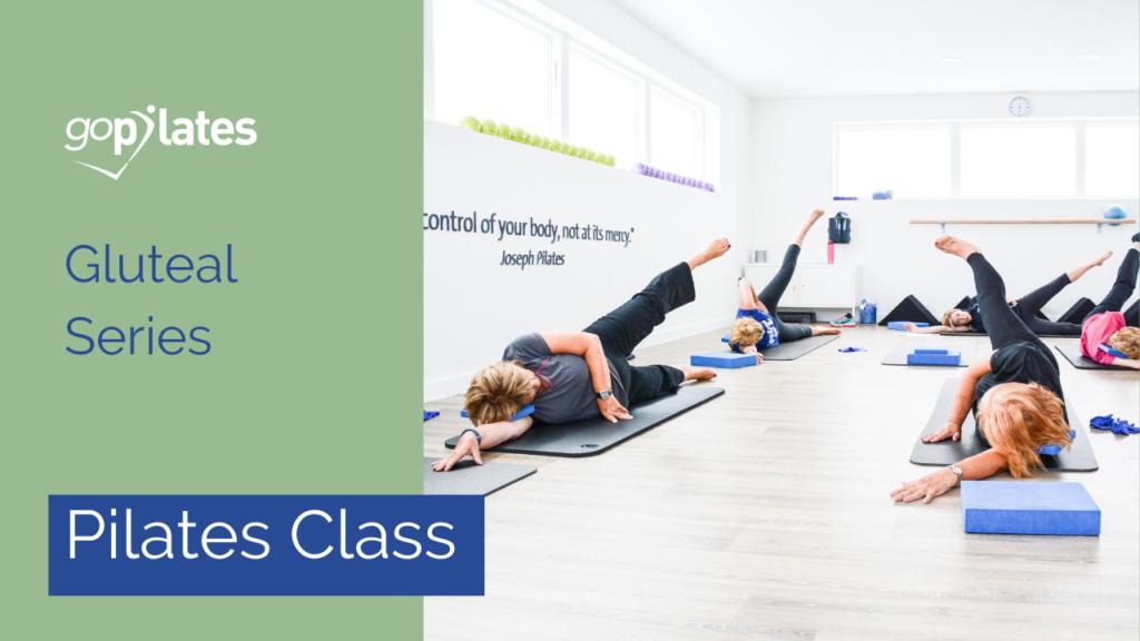 25 Min Glutei Focus Pilates Class with Sheena