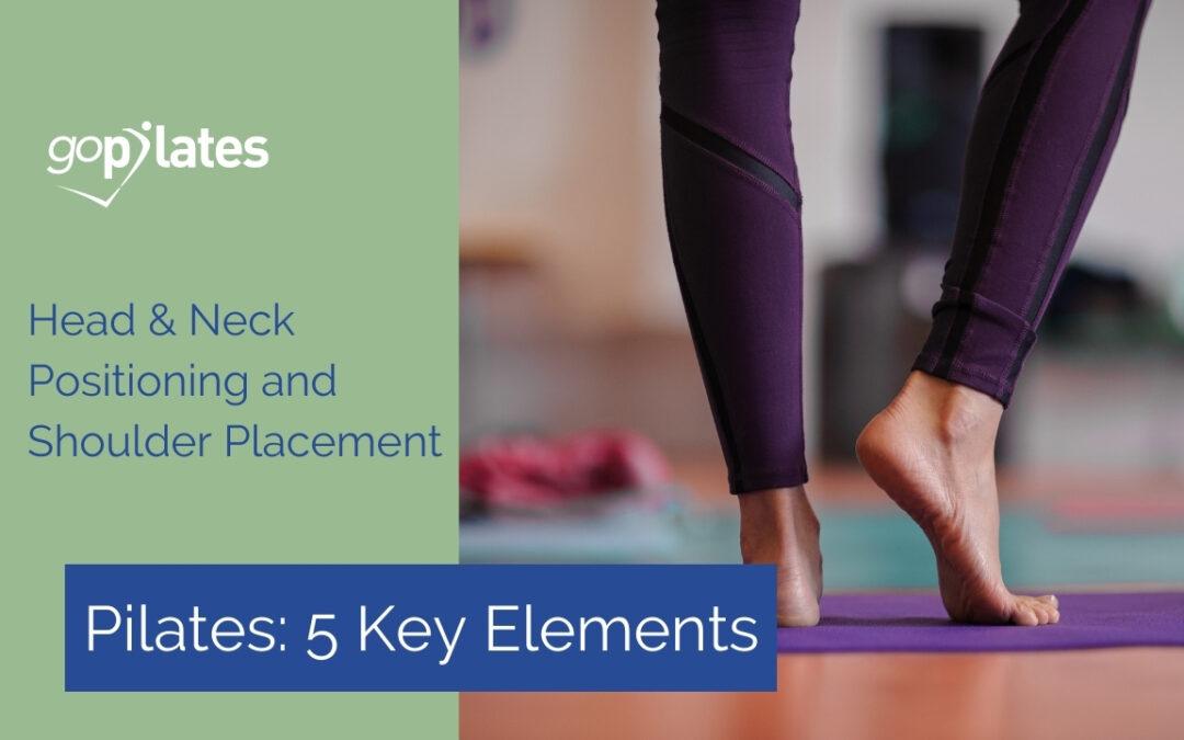 5 Key Elements of Pilates