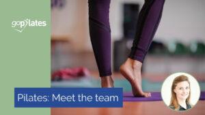Meet the team - Francesca