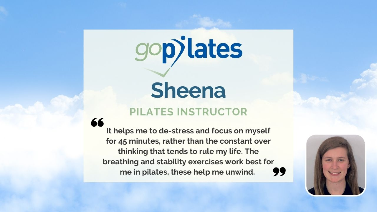 Sheena Pilates goPilates