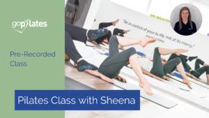 Pilates Class with Sheena Thumbnail