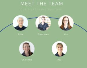 Meet the Team gopilates