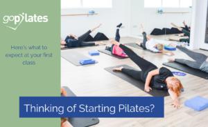 Thinking of starting pilates blog image
