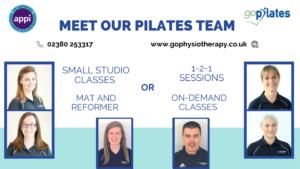 Pilates Team