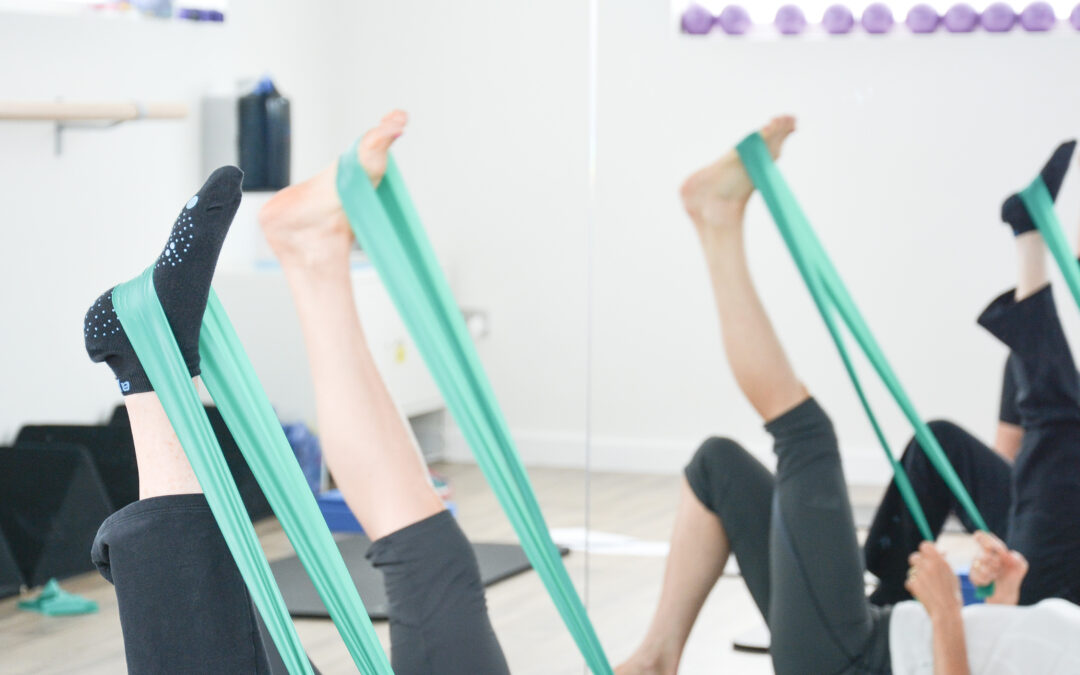 Pilates with Resistance Band
