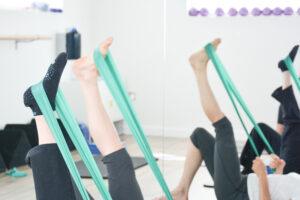 Pilates exercise group eastleigh