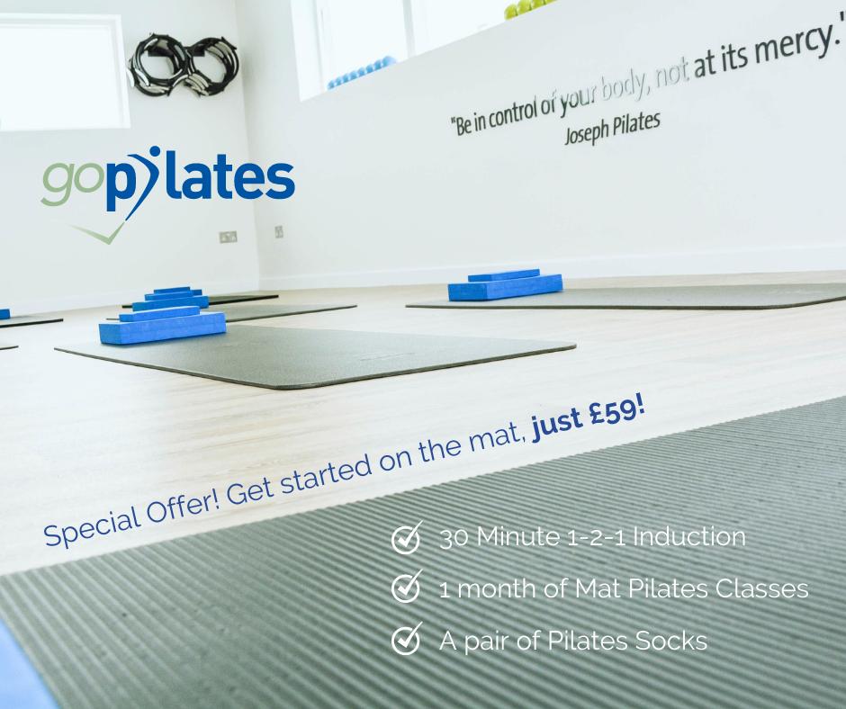 Pilates Get Started