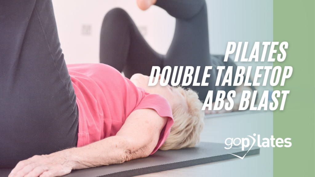 Double Table Top Abs Blast Express Class with Rosie